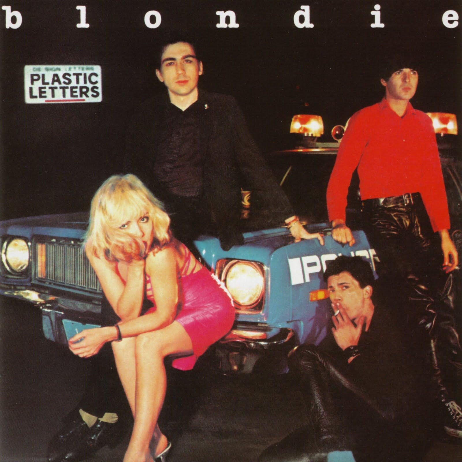 Rockrosters - B: Blondie [1977] Plastic Letters